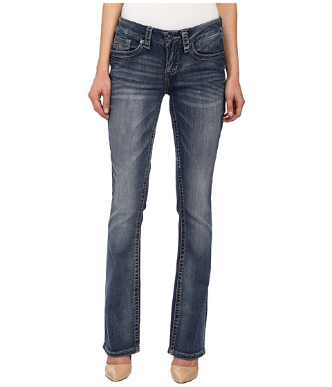 Seven7 Jeans - Slim Bootcut Jeans in Giza (Giza) Women's Jeans