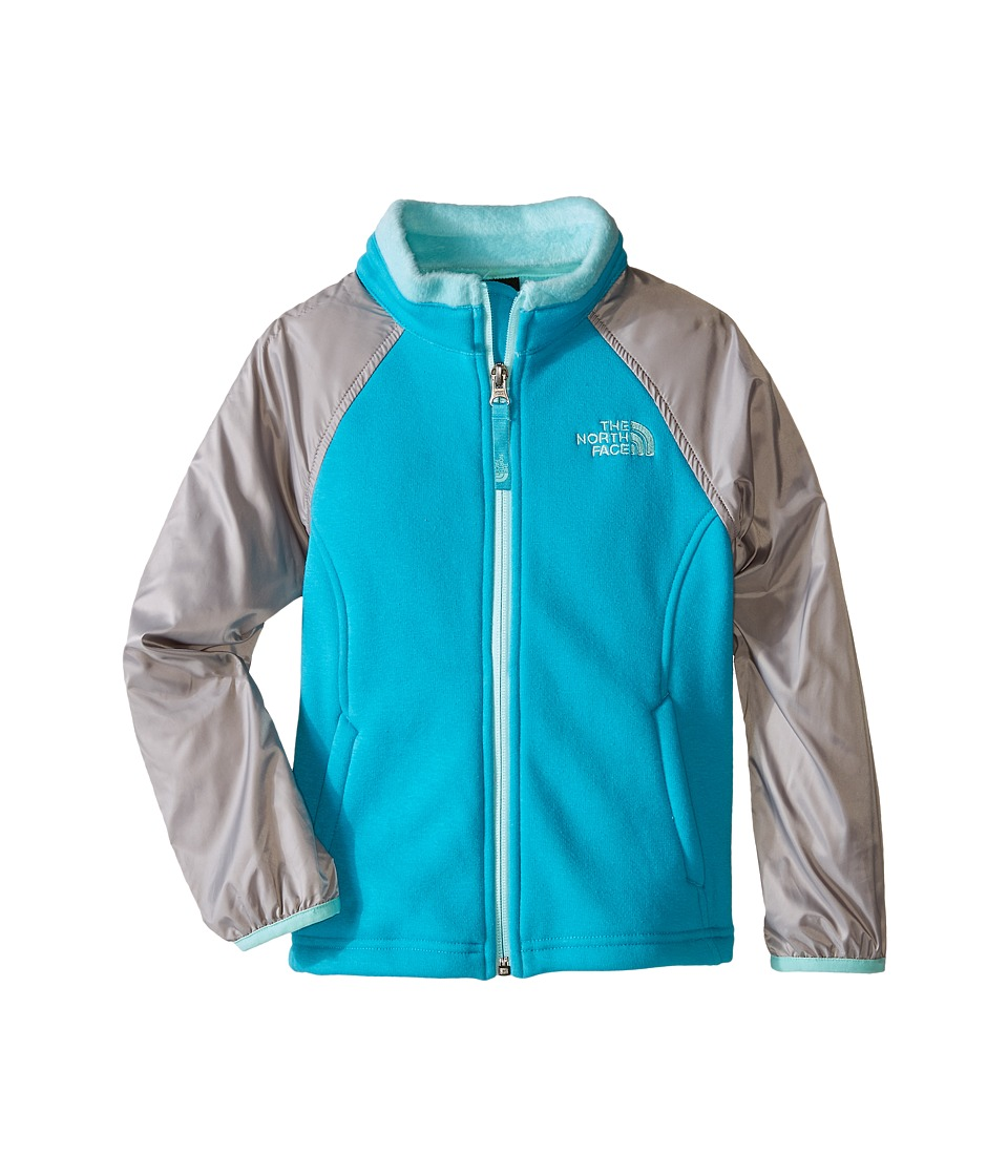 The North Face Kids Silver Skye Track Jacket (Little Kids/Big Kids) (Bluebird (Prior Season)) Girl