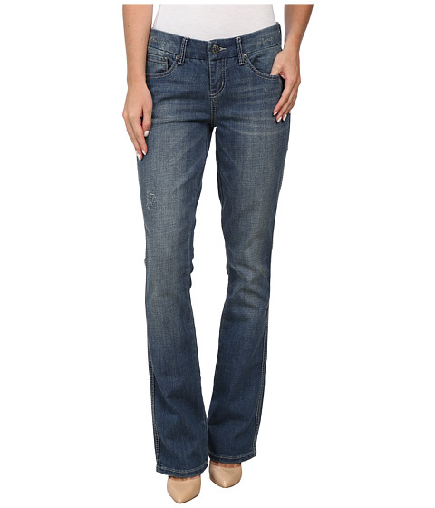 Seven7 Jeans - Studded Slim Jeans in Supreme (Supreme) Women