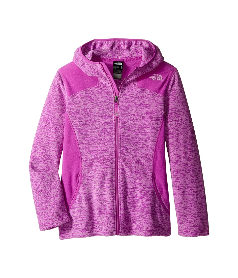 The North Face Kids - Viva Fleece Hoodie (Little Kids/Big Kids) (Sweet Violet) Girl's Sweatshirt