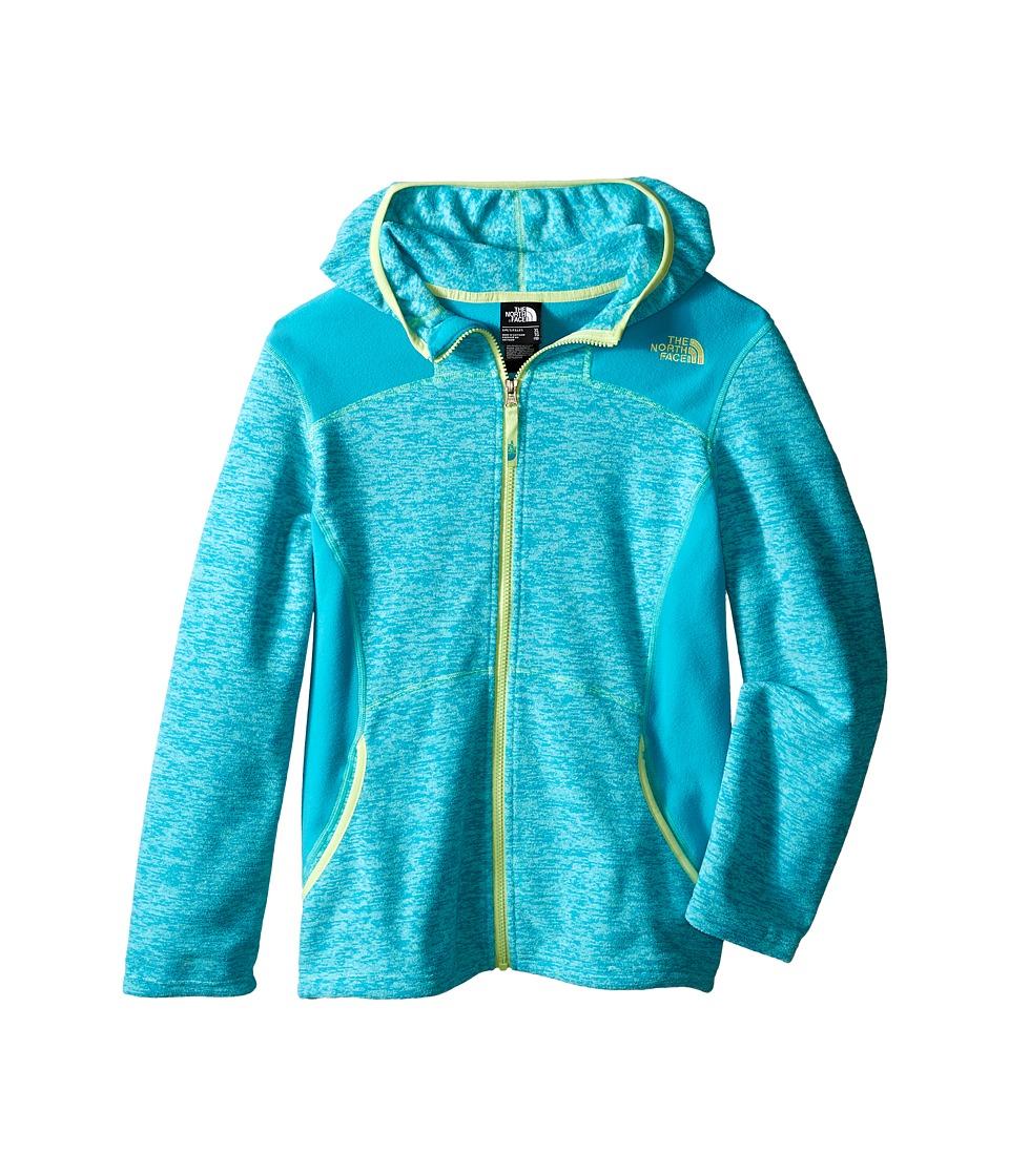 The North Face Kids - Viva Fleece Hoodie (Little Kids/Big Kids) (Bluebird) Girl's Sweatshirt