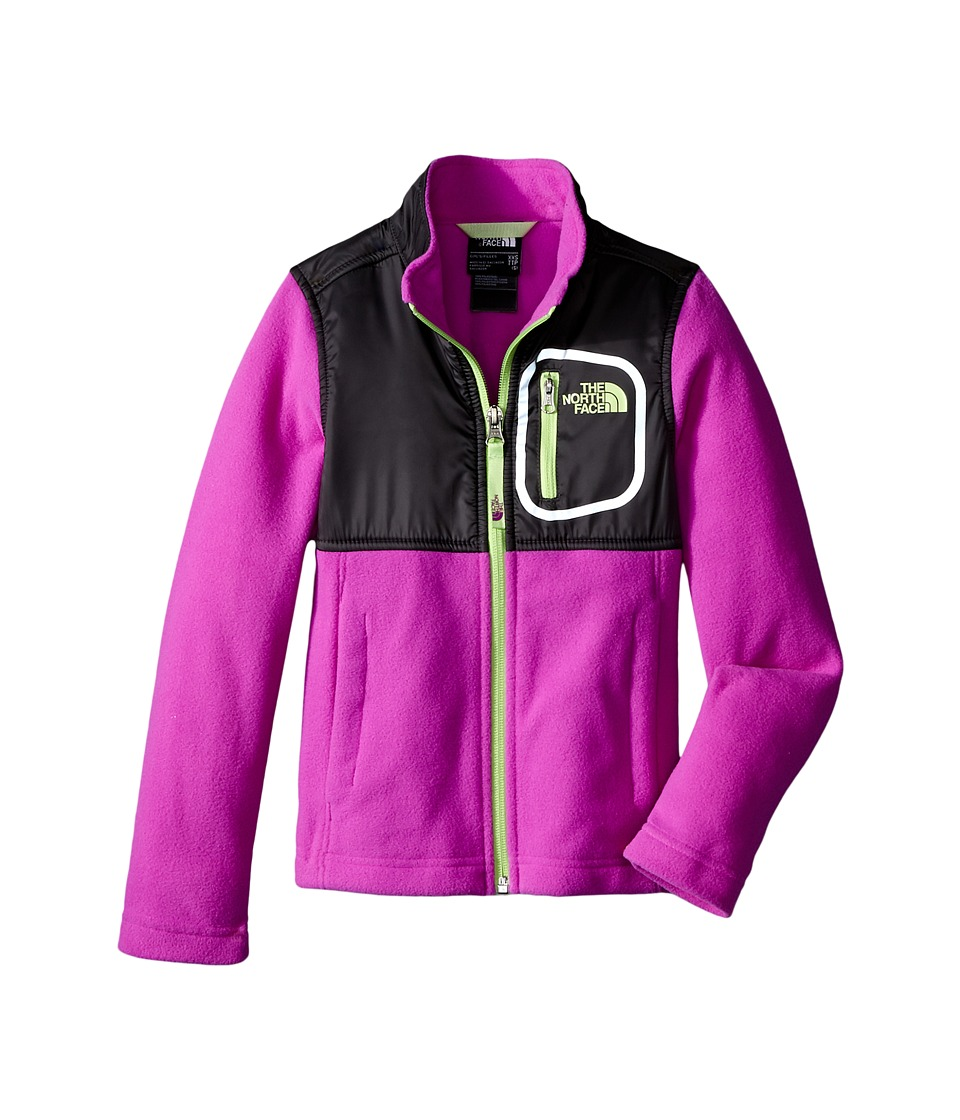 The North Face Kids - Glacier Track Jacket (Little Kids/Big Kids) (Sweet Violet) Girl's Coat