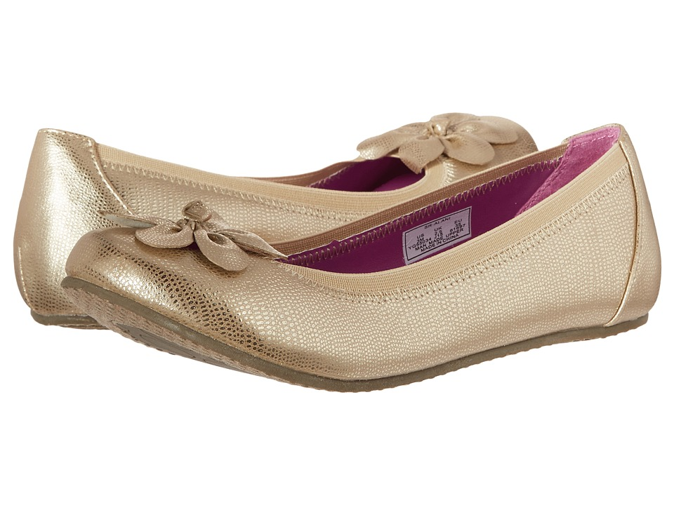 Stride Rite - Ainslee (Little Kid) (Gold) Girl's Shoes
