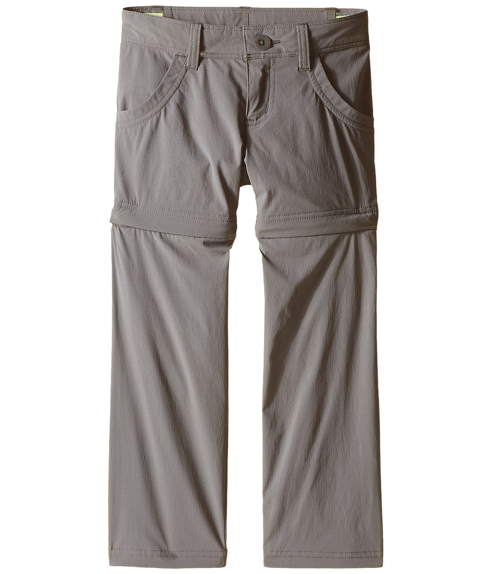 The North Face Kids - Argali Convertible Hike Pants (Little Kids/Big Kids) (Pache Grey/Pache Grey) Girl's Casual Pants