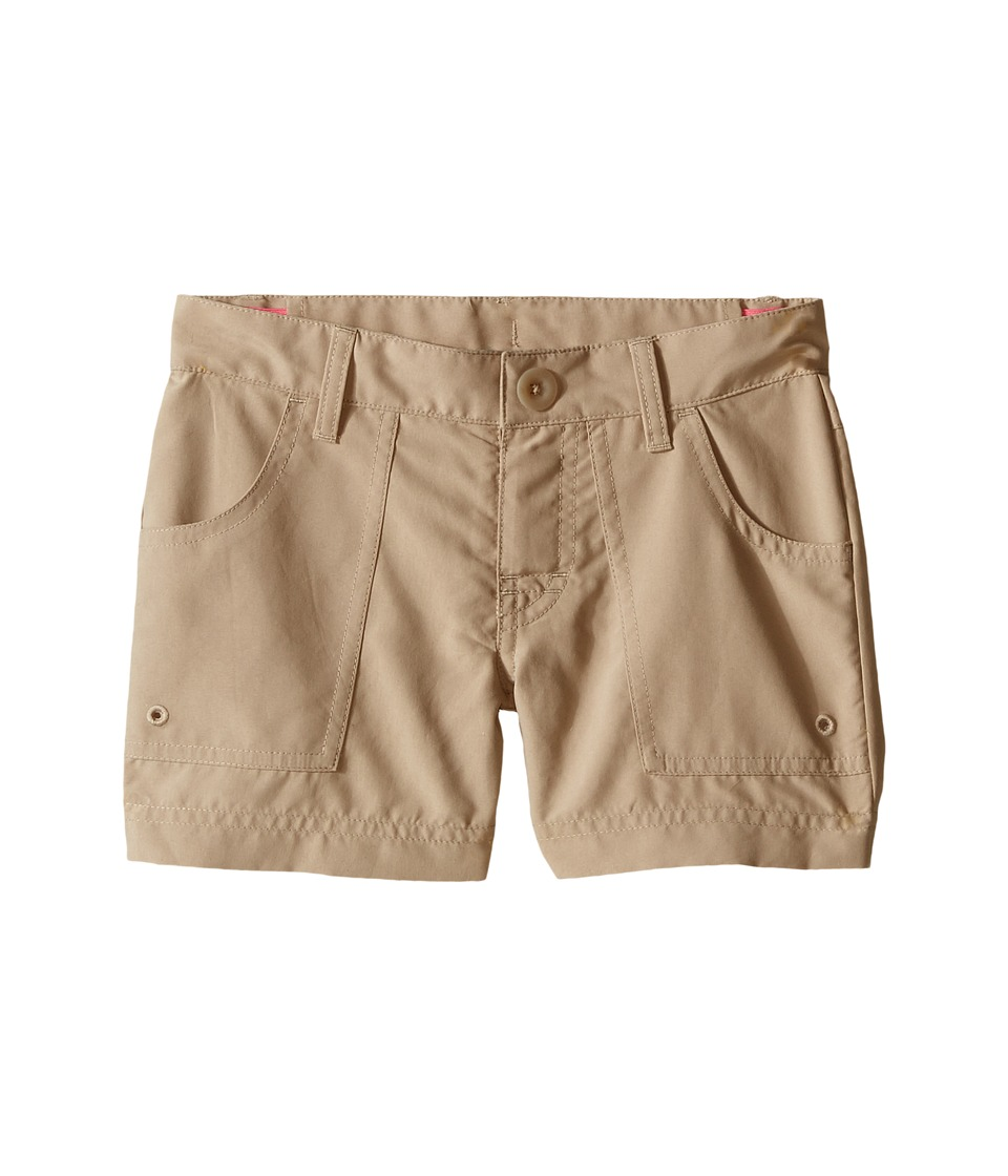 The North Face Kids - Argali Hike/Water Shorts (Little Kids/Big Kids) (Dune Beige/Dune Beige) Girl's Shorts