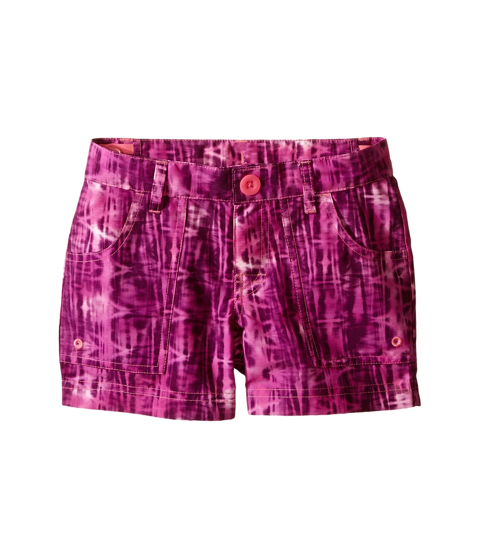 The North Face Kids - Argali Hike/Water Shorts (Little Kids/Big Kids) (Cha Cha Pink Reeds Print) Girl's Shorts