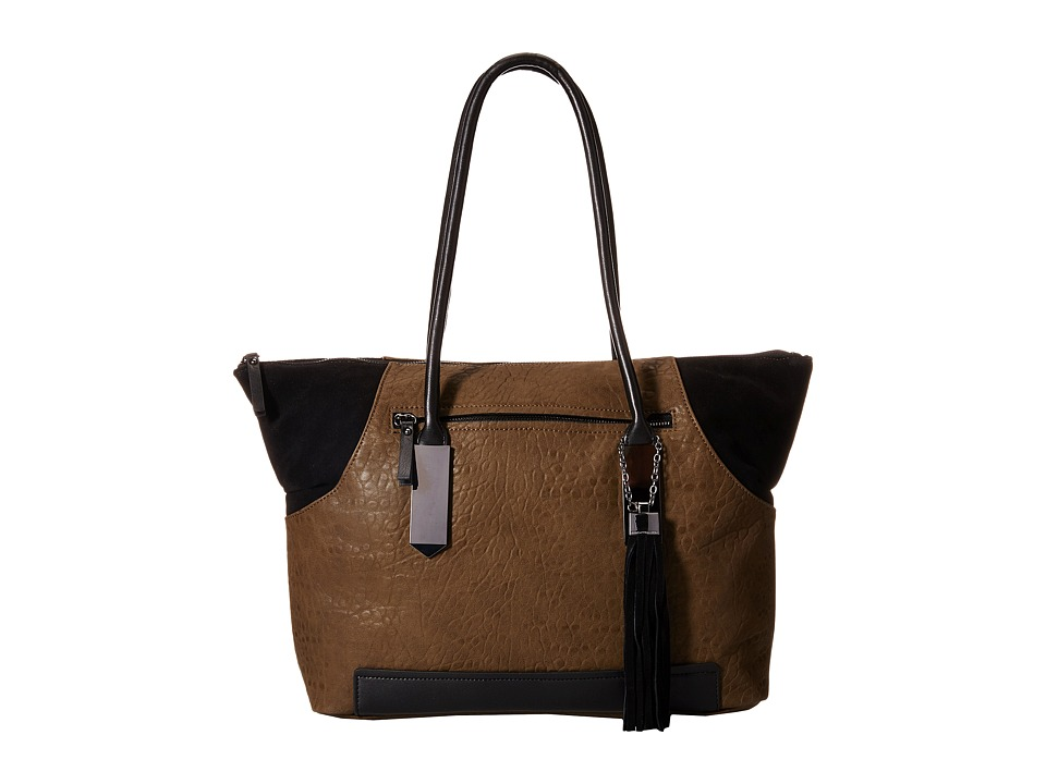French Connection - Camden - Tote (Turtle/Black) Tote Handbags