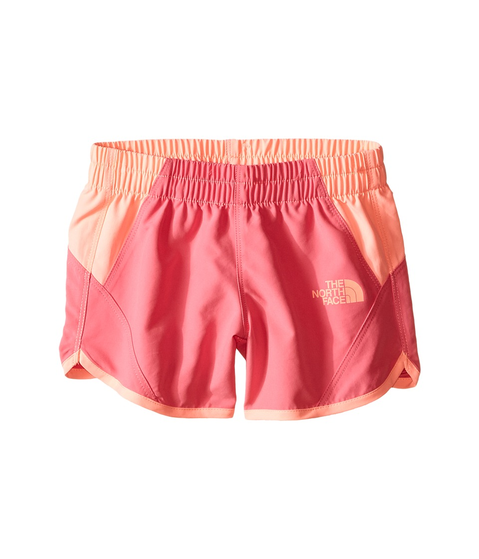 The North Face Kids - Class V Water Shorts (Little Kids/Big Kids) (Cha Cha Pink) Girl's Shorts