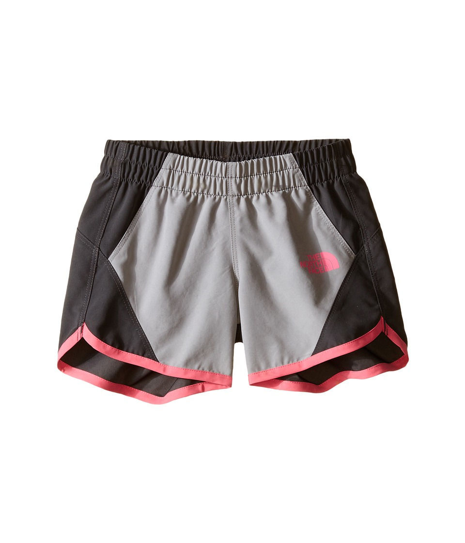 The North Face Kids - Class V Water Shorts (Little Kids/Big Kids) (Metallic Silver) Girl's Shorts