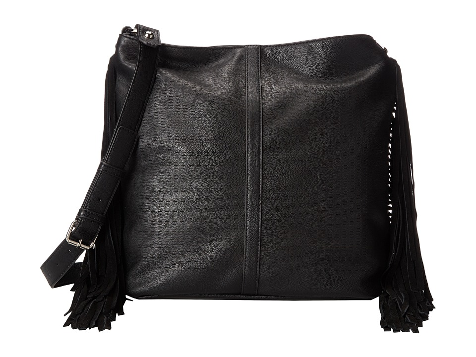 French Connection - Sammy - Hobo (Black) Hobo Handbags