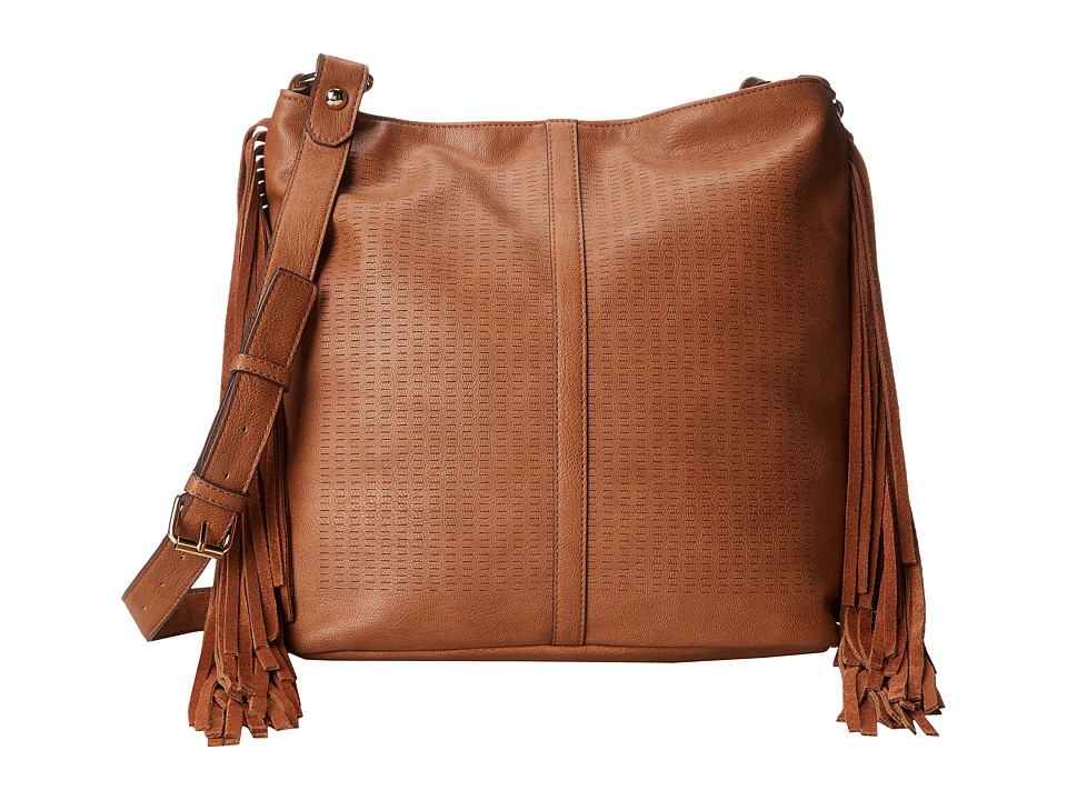 French Connection - Sammy - Hobo (Tan) Hobo Handbags