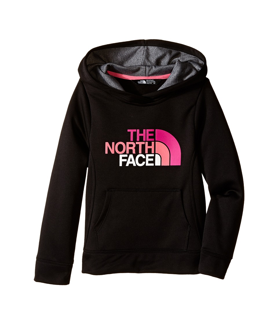 The North Face Kids - Surgent Pullover Hoodie (Little Kids/Big Kids) (TNF Black) Girl's Sweatshirt