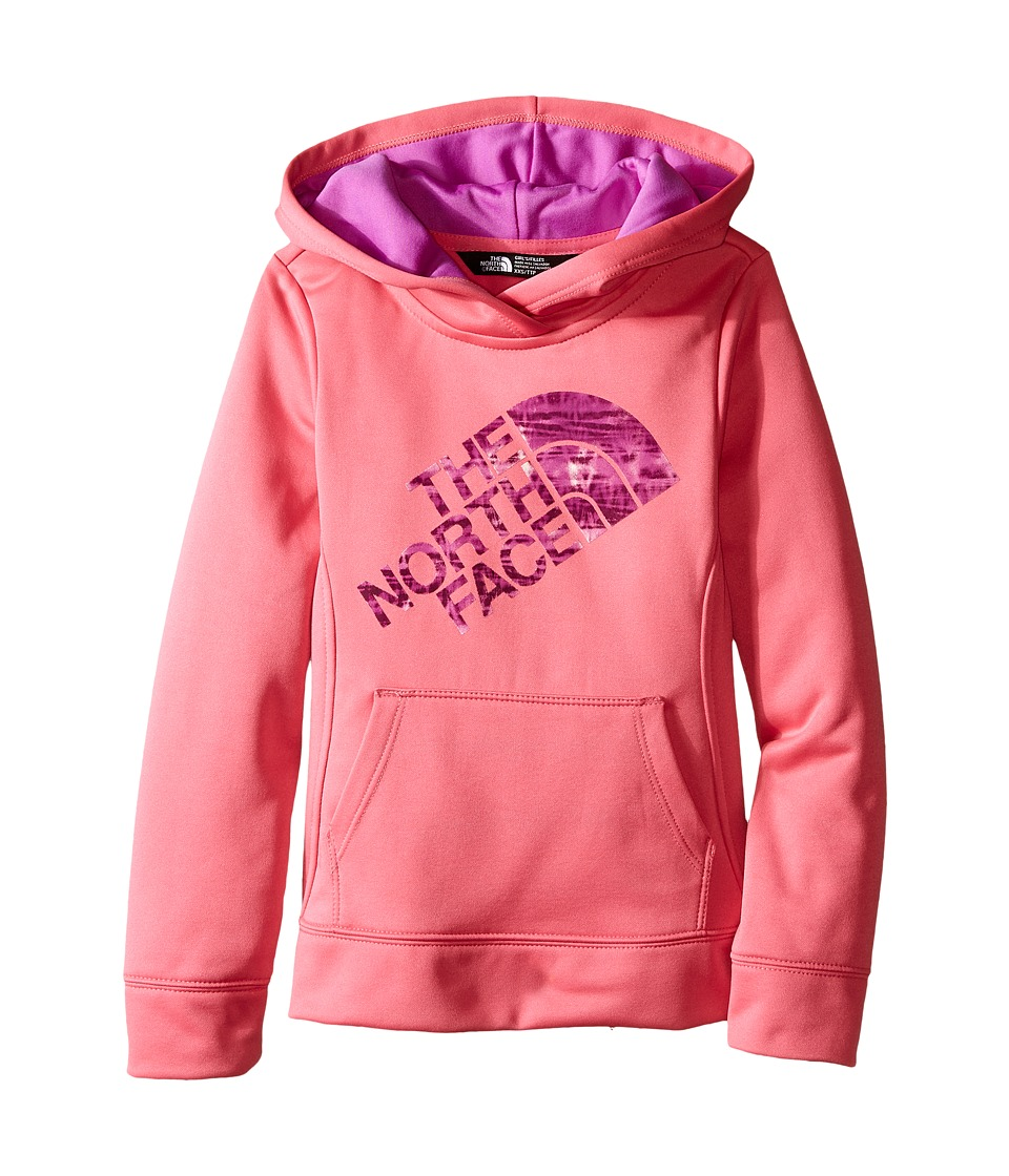 The North Face Kids - Surgent Pullover Hoodie (Little Kids/Big Kids) (Cha Cha Pink) Girl's Sweatshirt