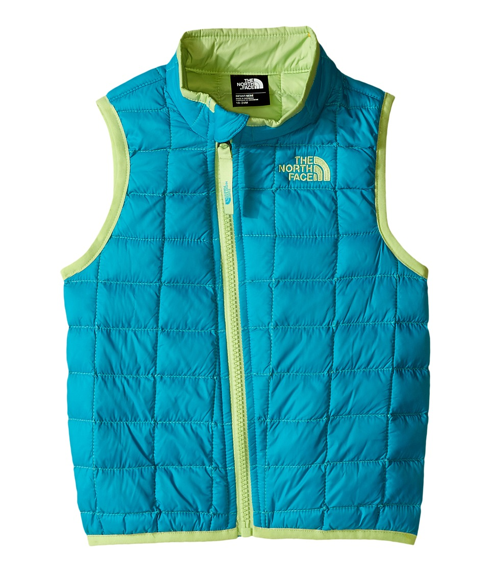 The North Face Kids - ThermoBall Vest (Infant) (Bluebird) Kid's Vest