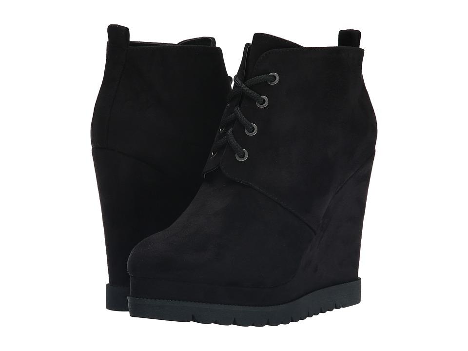 Michael Antonio - Camille (Black) Women's Lace-up Boots