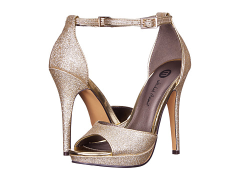 Michael Antonio - Rhys (Gold) High Heels