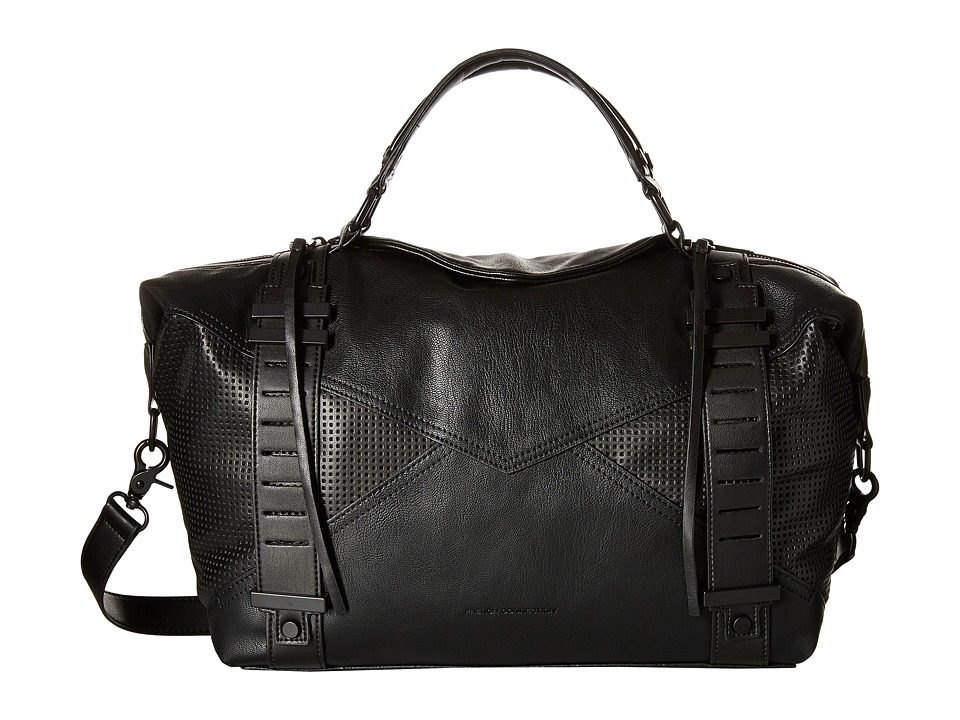 French Connection - Harper - Satchel (Black) Satchel Handbags