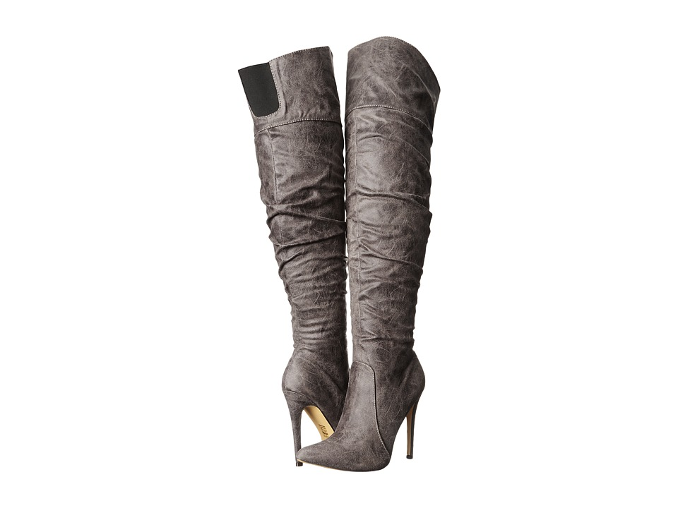 Michael Antonio - Hollywood (Charcoal) Women's Boots