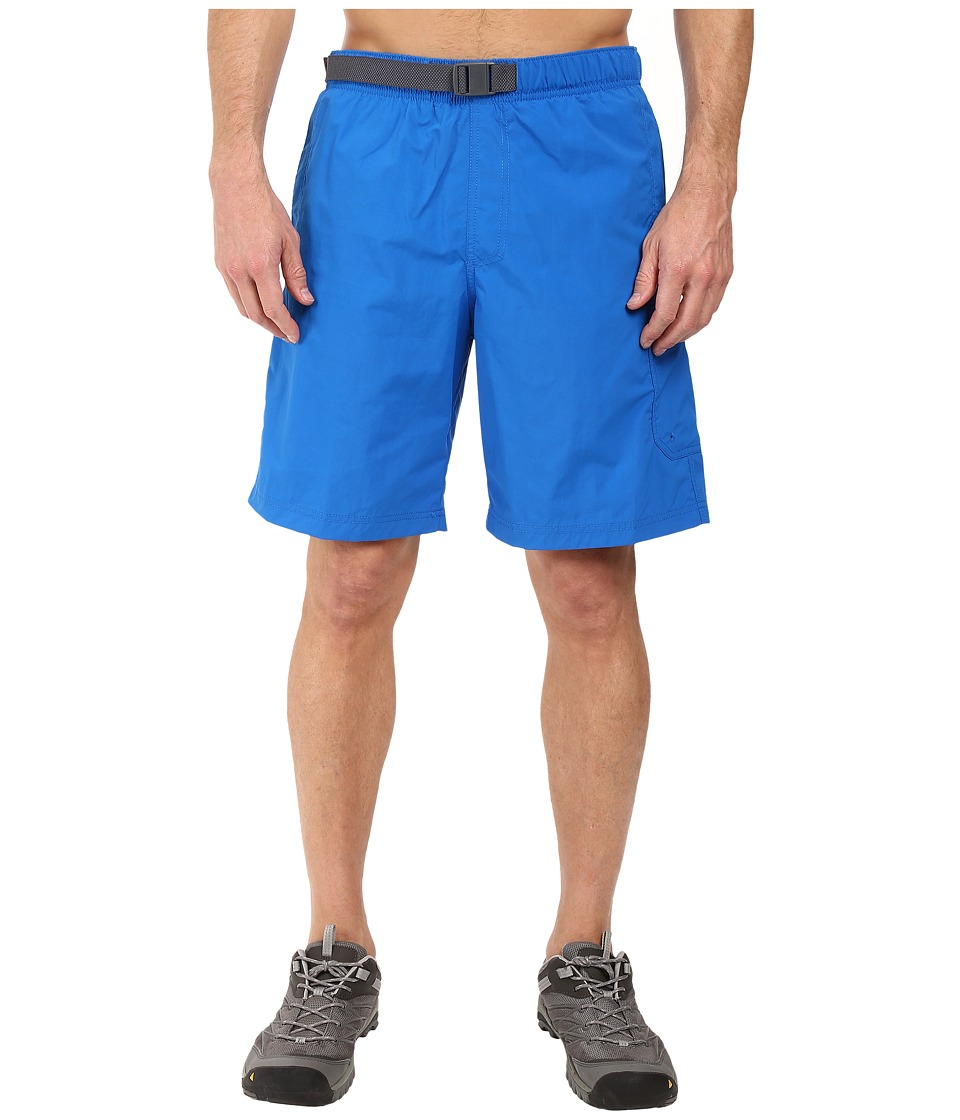Columbia - Palmerston Peak Short (Super Blue) Men's Shorts