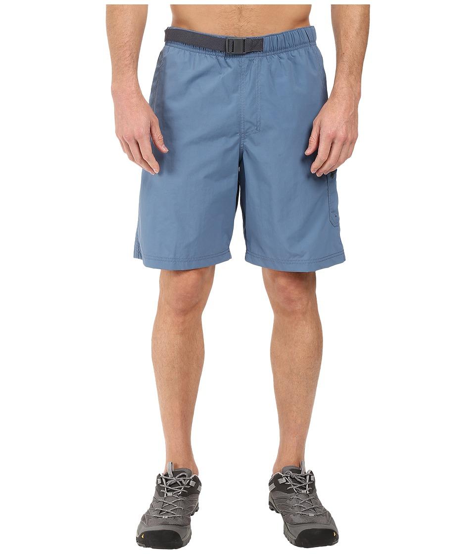 Columbia - Palmerston Peak Short (Steel) Men's Shorts