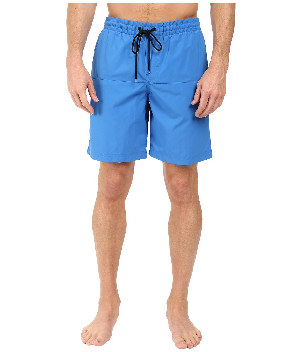 Columbia - Lakeside Leisure Shorts II (Pacific Blue) Men's Shorts