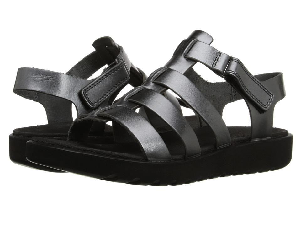 ECCO - Freja Ankle Sandal (Dark Shadow) Women's Sandals