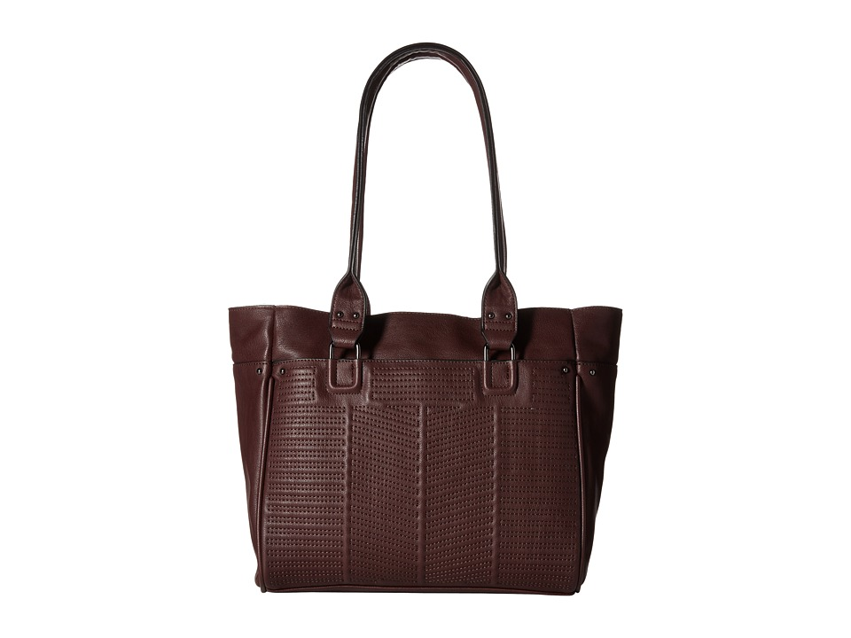 French Connection - Dakota - Tote (Biker Berry) Tote Handbags