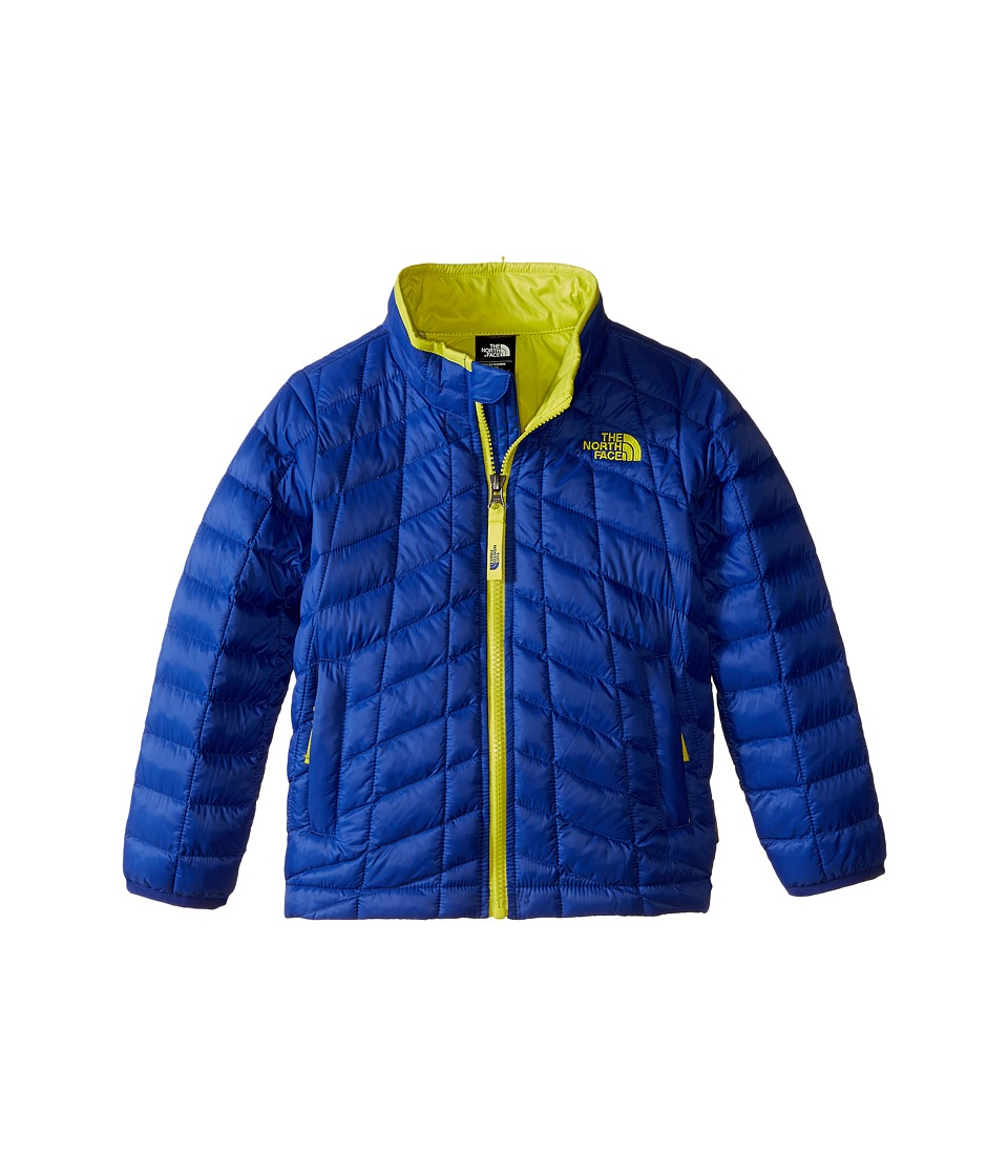 The North Face Kids - Thermoball Jacket (Toddler) (Marker Blue) Boy's Coat