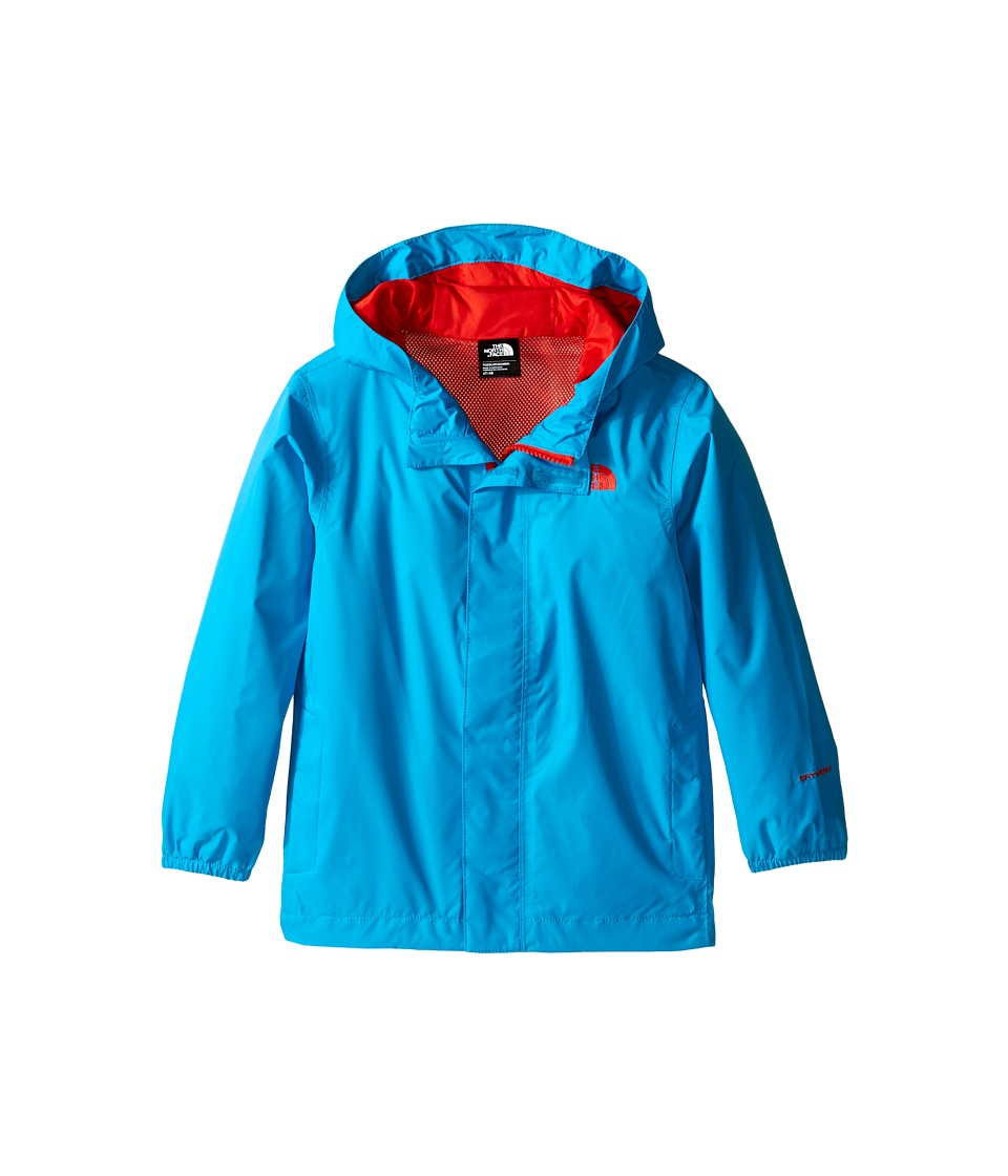 The North Face Kids Tailout Rain Jacket (Toddler) (Meridian Blue) Boy