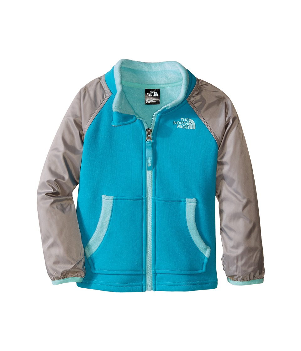 The North Face Kids - Silver Skye Track Jacket (Toddler) (Bluebird) Girl