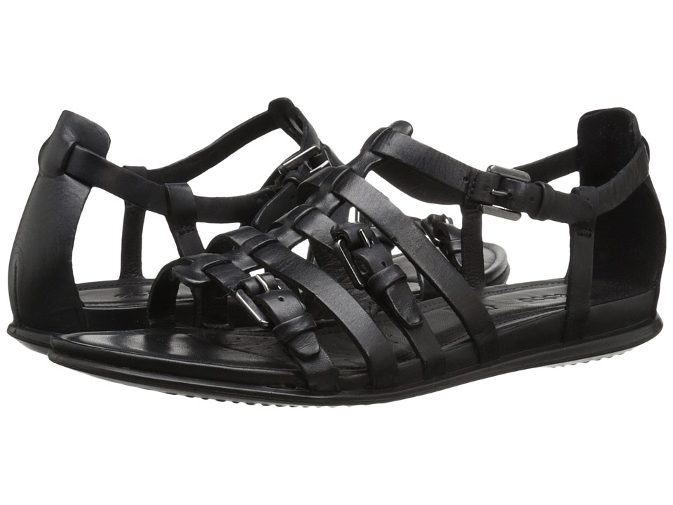 ECCO - Touch Strap Sandal (Black) Women's Sandals