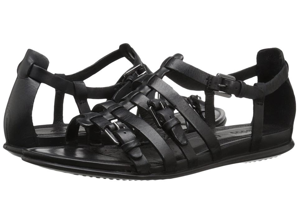 ECCO Touch Strap Sandal (Black) Women