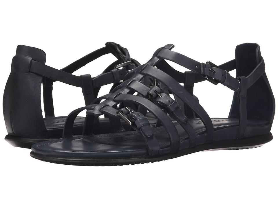ECCO - Touch Strap Sandal (Marine) Women's Sandals