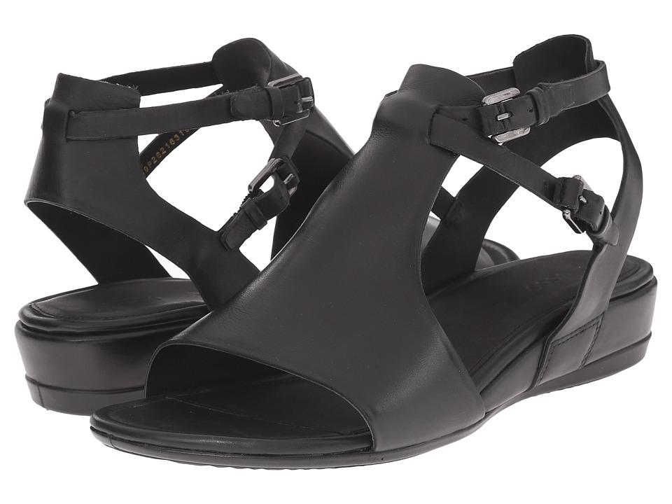 ECCO - Touch 25 Hooded Sandal (Black) Women's Sandals