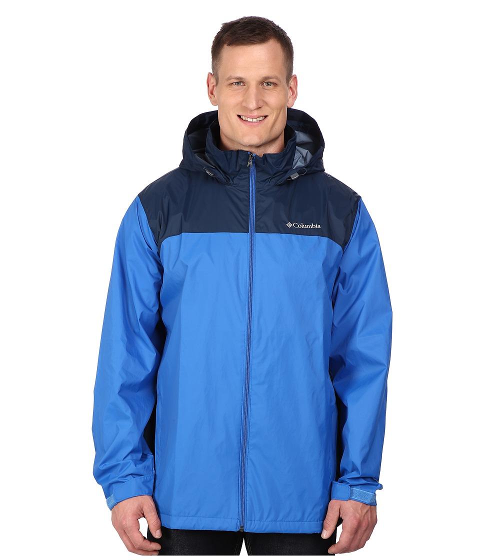 Columbia - Big Tall Glennaker Laketm Jacket (Blue Jay/Columbia Navy) Men's Coat