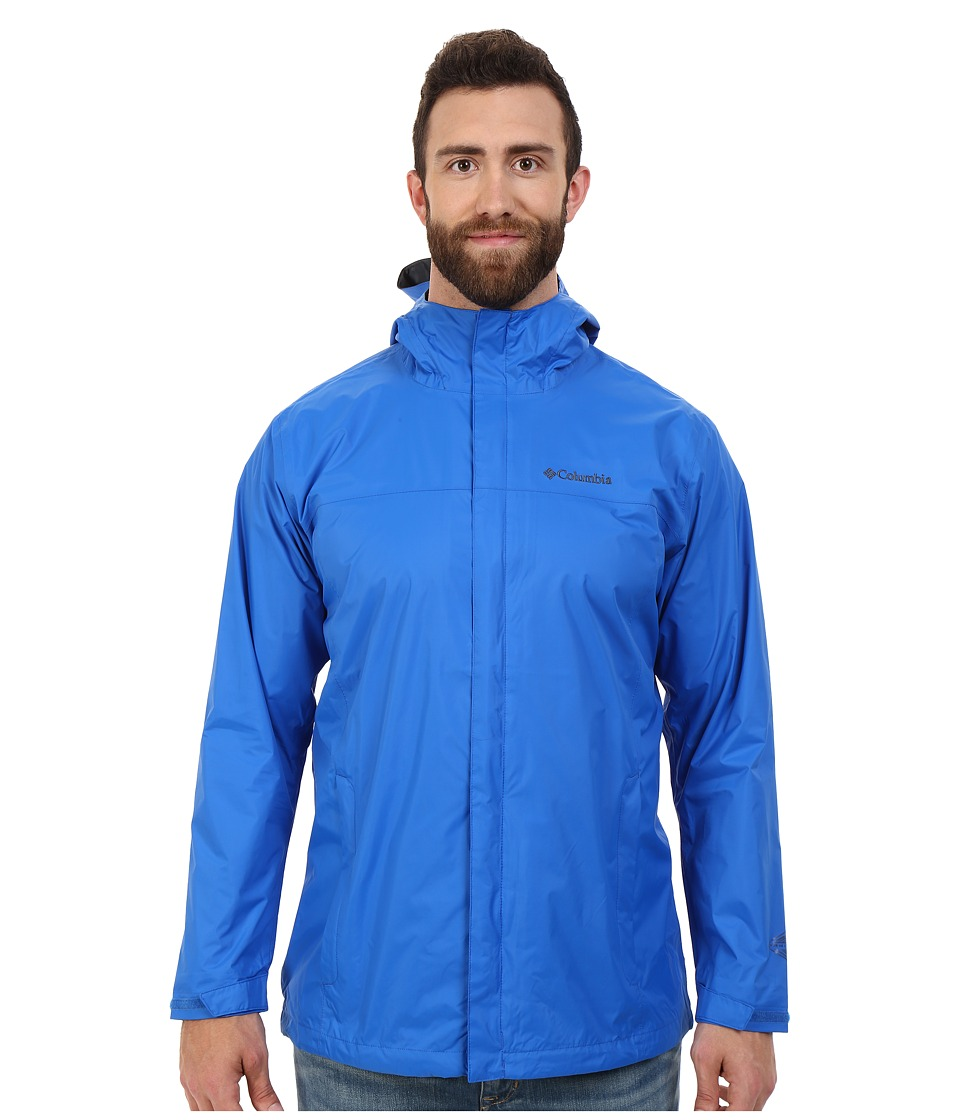 Columbia - Watertight II Jacket (Super Blue) Men's Coat