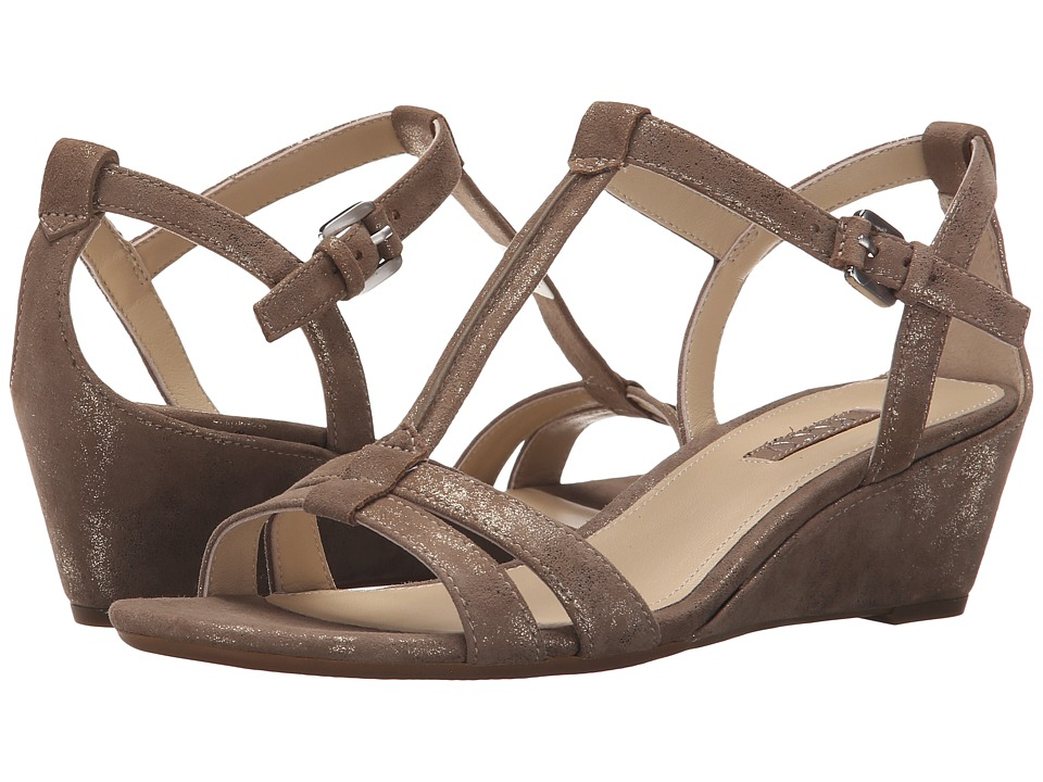 ECCO - Rivas 45 (Navajo Brown) Women's Sandals