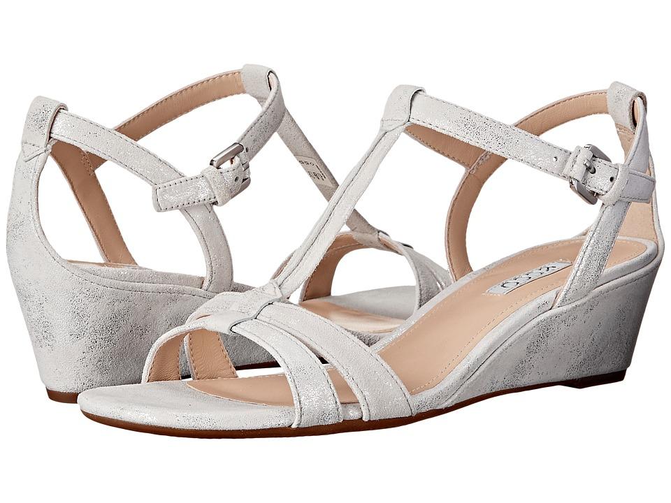 ECCO - Rivas 45 (White) Women's Sandals