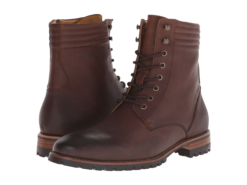 Ron White - Warren (Rust Oiled Tumbled Calf) Men's Boots