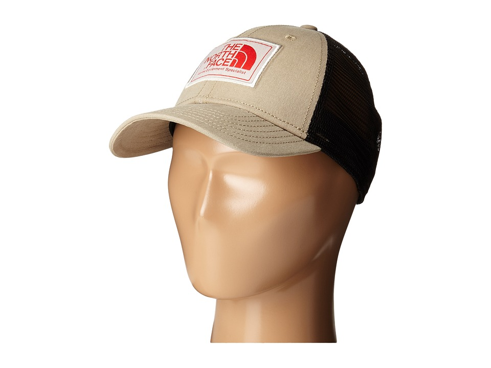 The North Face Kids - Youth Mudder Trucker Hat (Dune Beige) Caps