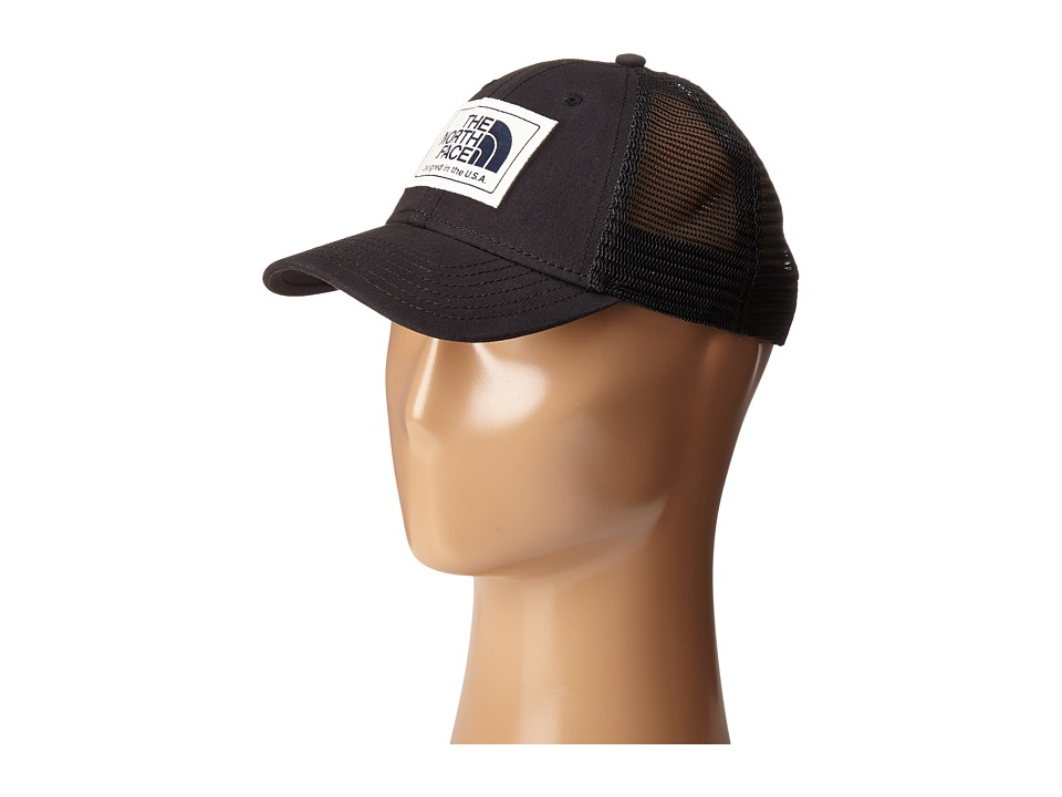 The North Face Kids - Youth Mudder Trucker Hat (TNF Black) Caps
