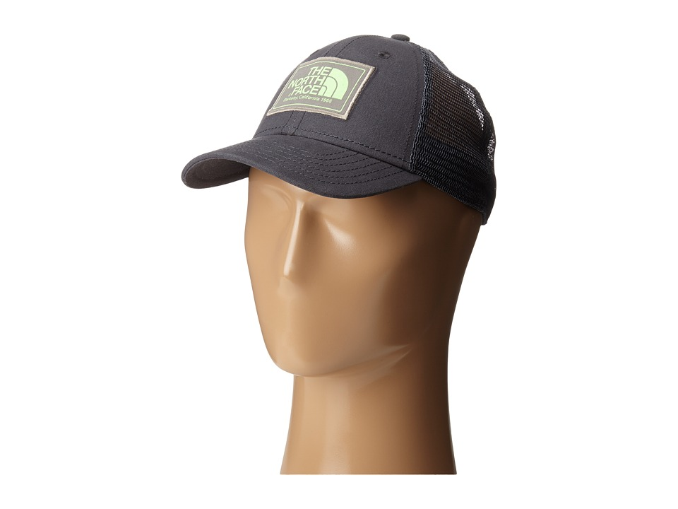 The North Face Kids - Youth Mudder Trucker Hat (Asphalt Grey) Caps