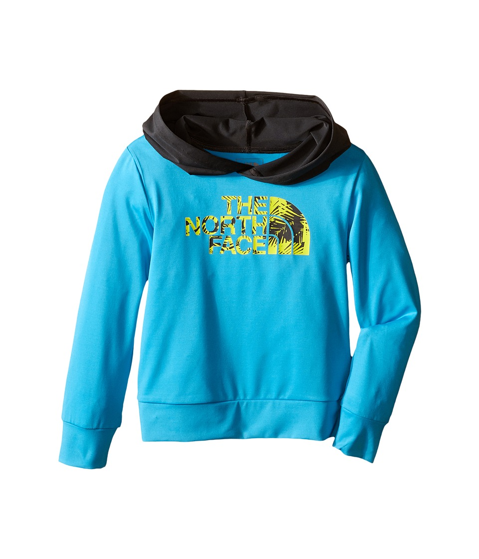 The North Face Kids - Long Sleeve Hike/Water Tee (Toddler) (Meridian Blue) Boy's Sweatshirt