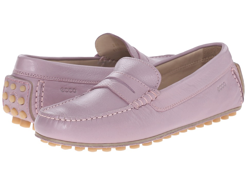 ECCO - Dynamic Moccasin Penny (Blush) Women's Moccasin Shoes