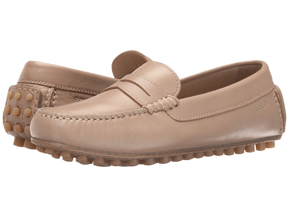 ECCO - Dynamic Moccasin Penny (Sesame) Women's Moccasin Shoes