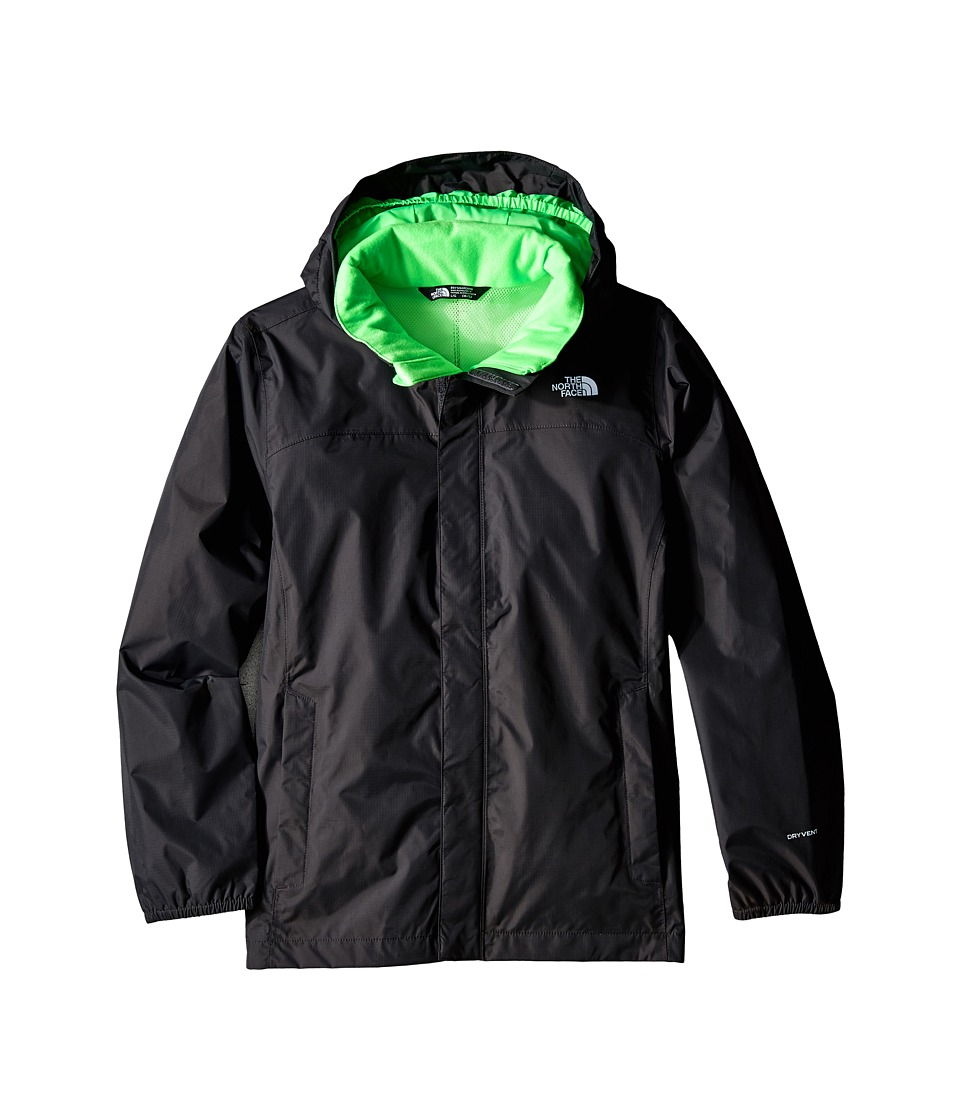 The North Face Kids - Resolve Reflective Jacket (Little Kids/Big Kids) (Asphalt Grey) Boy's Coat