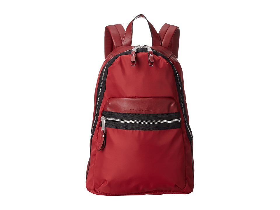 French Connection - Piper - Backpack (Red) Backpack Bags