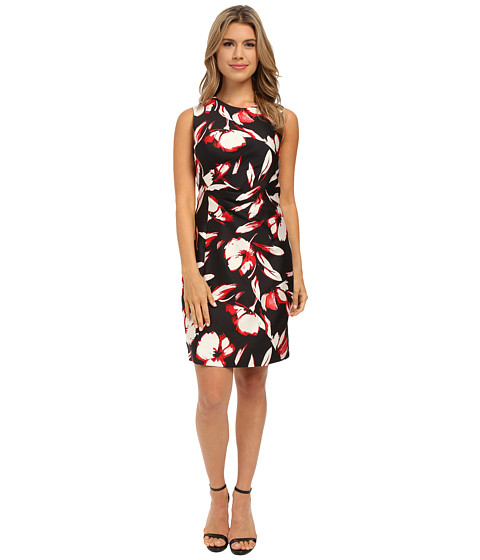 Shoshanna - Agnes Dress (Jet Multi) Women's Dress