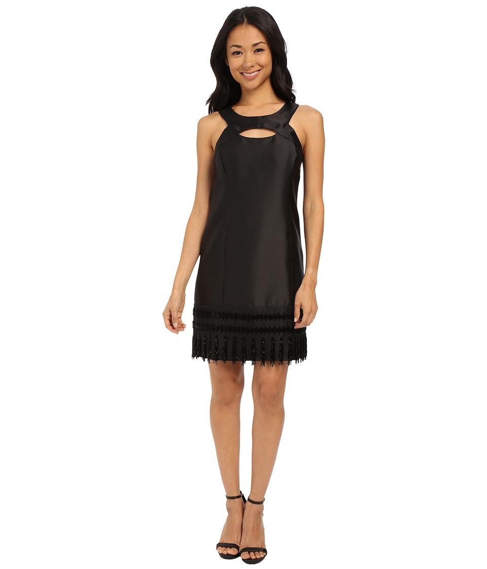 Shoshanna Rizzie Dress (Jet) Women