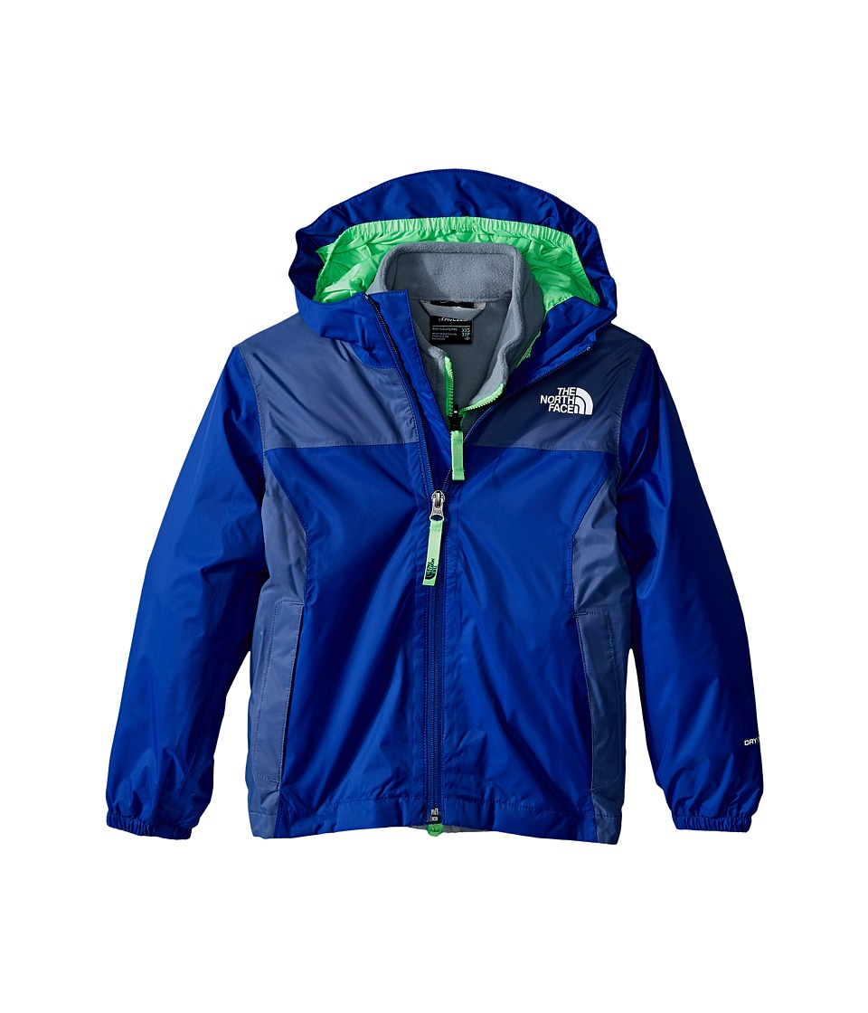 The North Face Kids - Stormy Rain Triclimate (Little Kids/Big Kids) (Marker Blue) Boy's Clothing